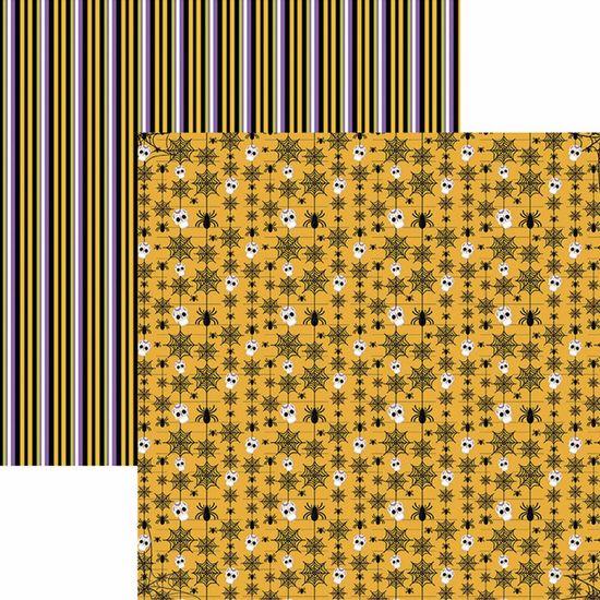 Papel-Scrapbook-Toke-e-Crie-SMB041-Dupla-Face-305x305cm-Halloween-Caveiras-e-Aranhas-by-Ivana-Madi