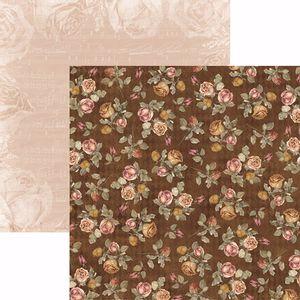 Papel-Scrapbook-Toke-e-Crie-SDF777-Dupla-Face-305x305cm-Toque-de-Romance-Rosas