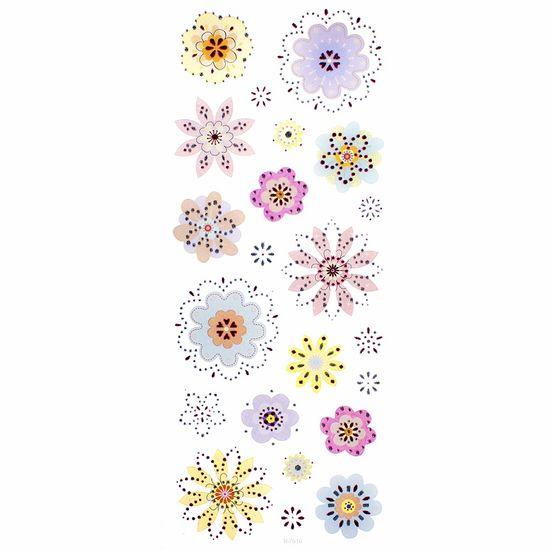 Adesivo-Luxo-de-Glitter-Toke-e-Crie-AD1851-Flores