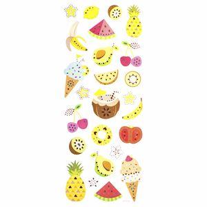 Adesivo-Luxo-de-Glitter-Toke-e-Crie-AD1854-Frutas