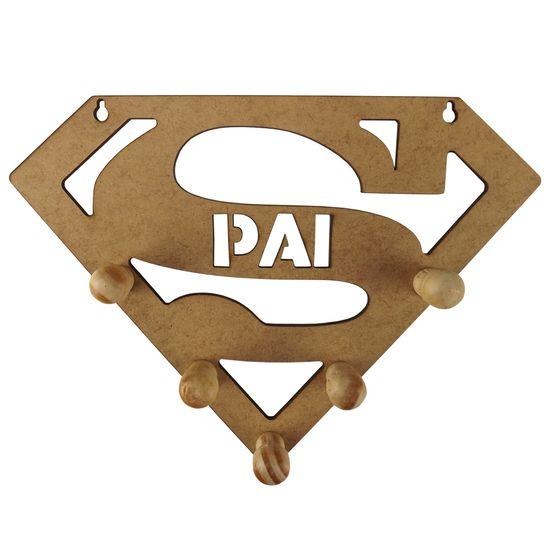 Porta-Chaves-em-MDF-13X18cm-Super-Heroi-Pai---Palacio-da-Arte