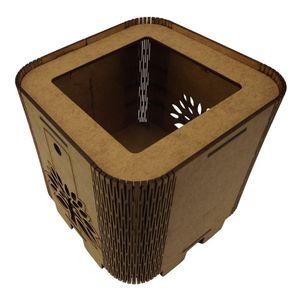 Cachepot-Porta-Objetos-em-MDF-de-Encaixe-11x11x11cm-Arvore---Palacio-da-Arte