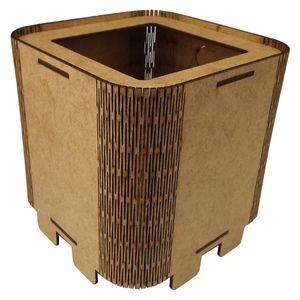 Cachepot-Porta-Objetos-em-MDF-de-Encaixe-85x85x84cm-Liso---Palacio-da-Arte