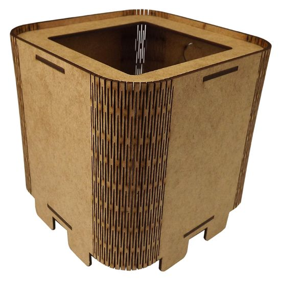 Cachepot-Porta-Objetos-em-MDF-de-Encaixe-11x11x11cm-Liso---Palacio-da-Arte