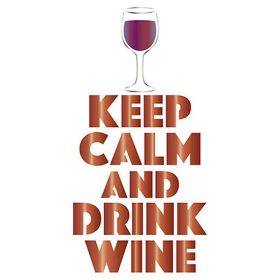 Stencil-Litoarte-Natal-STM-398-211X172cm-Pintura-Simples-Keep-Calm-And-Drink-Wine