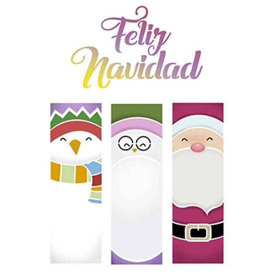 Stencil-Litoarte-Natal-STNGG-034-21x40cm-Pintura-Sobreposicao-Velas-Noel-Feliz-Navidad-by-Mara-Fernandes