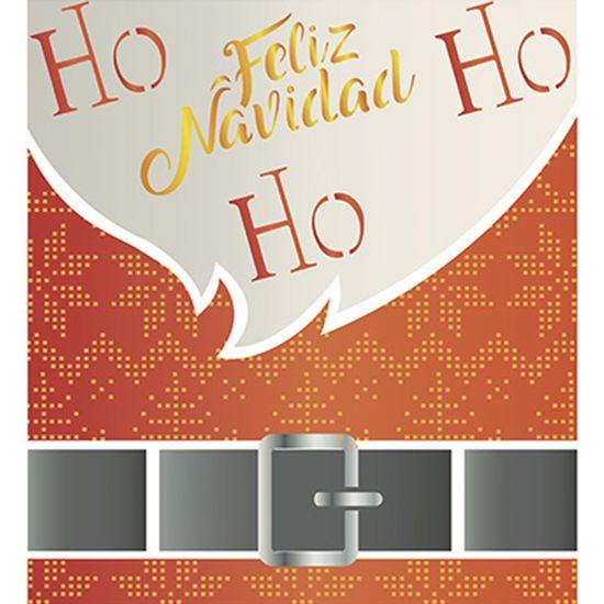 Stencil-Litoarte-Natal-STNGG-029-21x40cm-Pintura-Sobreposicao-Barba-e-Cinto-Papai-Noel-Feliz-Navidad-by-Mara-Fernandes