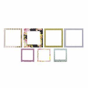 Molduras-American-Crafts-WER056-com-7-unidades-Photo-Frames
