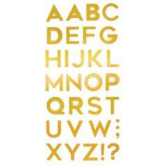 Adesivo-Metalizado-Toke-e-Crie-AD1882-Alfabeto-Maiusculo-Dourado-2-Unidades