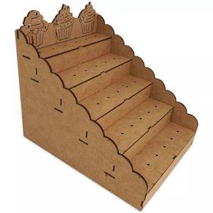 Piruliteiro-Escada-Cupcake-para-30-Pirulitos---Palacio-da-Arte