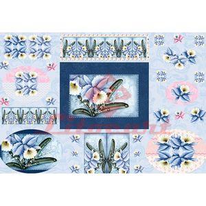 Papel-Decoupage-Litocart-LD-830-34x48cm-Flores-Brancas-e-Azuis