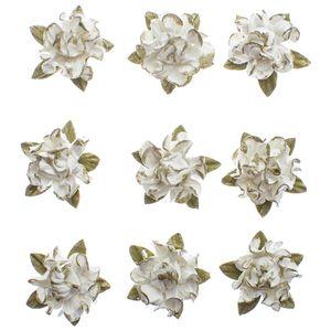 Flores-Artesanais-Hortensia-Toke-e-Crie-FLOR172-Marfim-Colecao-Delicada