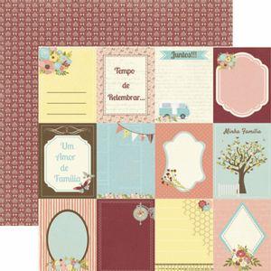 Papel-Scrapbook-Toke-e-Crie-SDF812-Dupla-Face-305x305cm-Minha-Familia-Cards