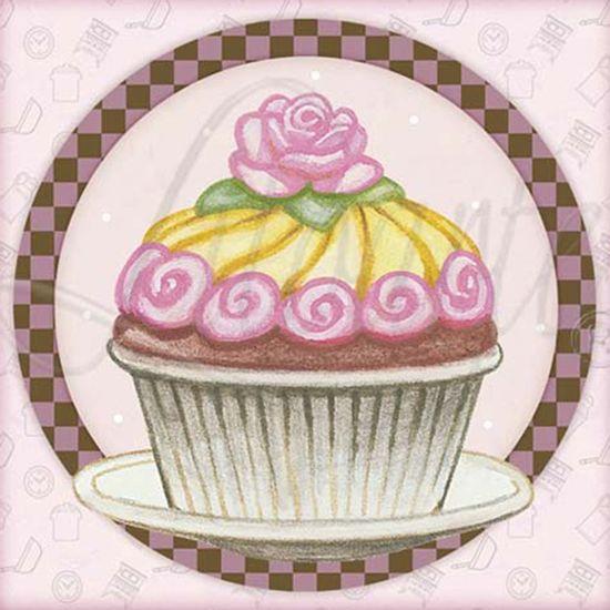 Papel-Decoupage-Arte-Francesa-Litoarte-AFX-291-10x10cm-Cupcake