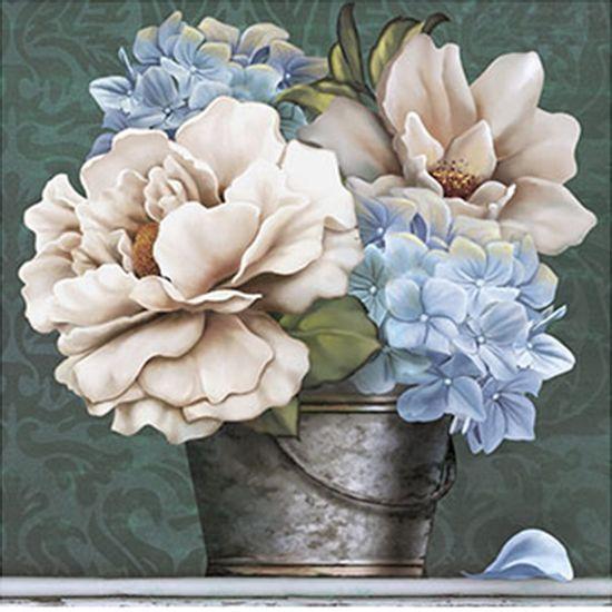 Papel-Decoupage-Arte-Francesa-Litoarte-AFX-381-10x10cm-Peonia-e-Hortensia