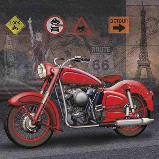 Papel-Decoupage-Arte-Francesa-Litoarte-AFQ-238-21x21cm-Moto-Vermelha
