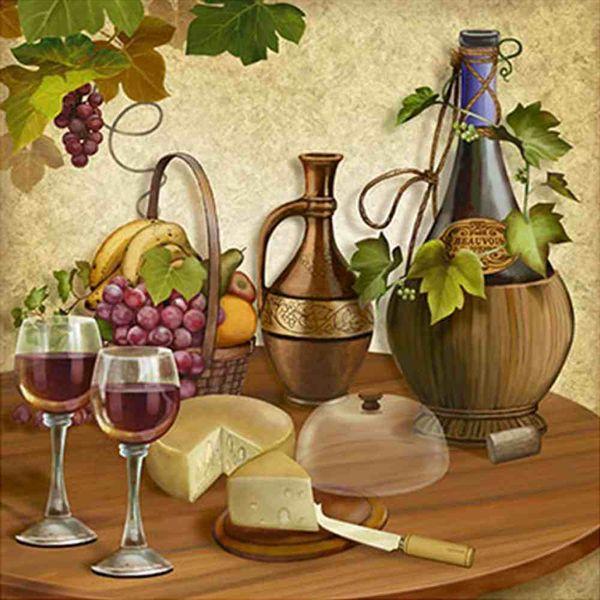 Papel-Decoupage-Arte-Francesa-Litoarte-AFQ-280-21x21cm-Vinhos-e-Queijo