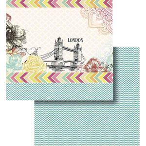 Papel-Scrapbook-Litocart-LSCD-415-Dupla-Face-305x305cm-Ponte-da-Torre-de-Londres