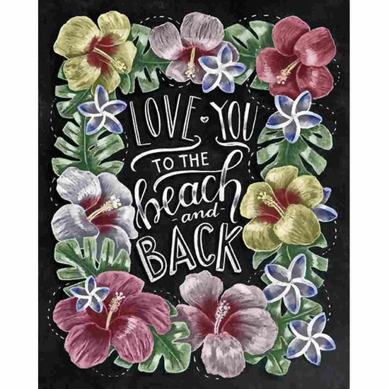 Placa-Decorativa-Litocart-LPMC-116-245x195cm-Love-You-to-the-Beach-and-Back