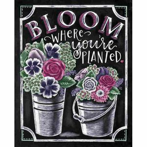 Placa-Decorativa-Litocart-LPMC-121-245x195cm-Bloom-Where-You-Re-Planted