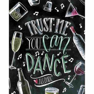 Placa-Decorativa-Litocart-LPMC-122-245x195cm-Trust-Me-You-Can-Dance