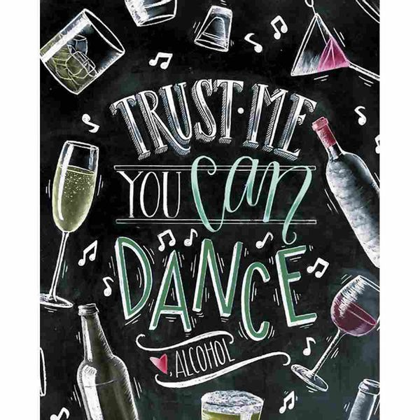 Placa-Decorativa-Litocart-LPMC-122-245x195cm-Trust-Me-You-Can-Dance