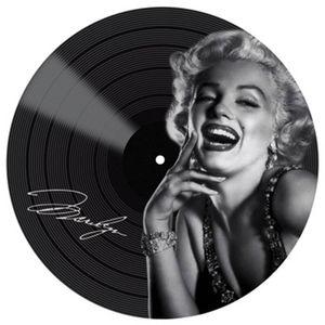 Aplique-Decoupage-Litocart-LMAPC-414-em-Papel-e-MDF-10cm-Disco-Vinil-Marilyn-Monroe
