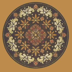 Adesivo-Decoupage-Redondo-Litocart-LAR-016-205x205cm-Mandala-Margaridas