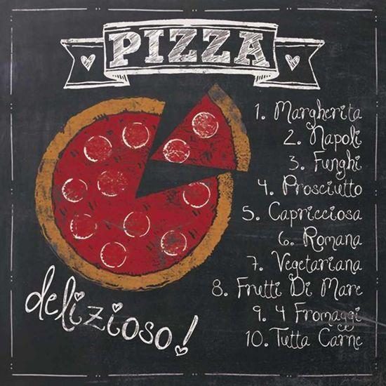 Placa-Decorativa-Litocart-LPQC-056-25x25cm-Pizza