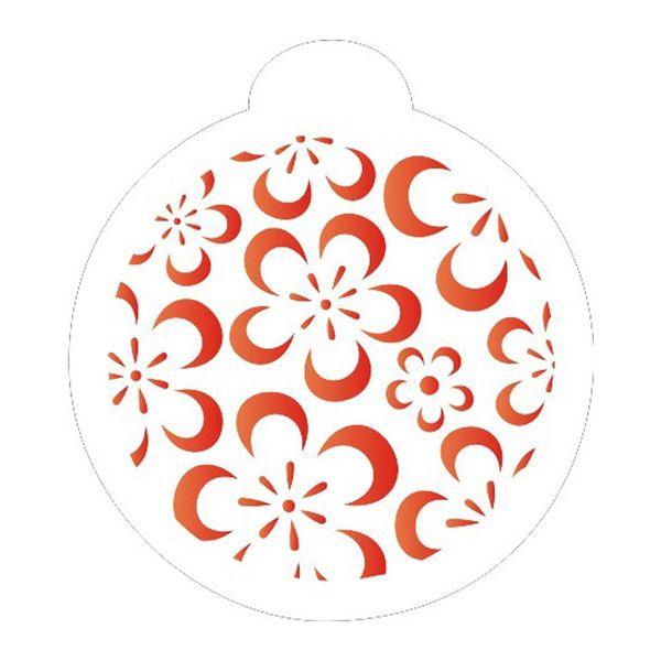 Stencil-Opa-10x10cm-para-Pintura-Simples-OPA857-Estamparia-Flores