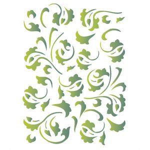 Stencil-Opa-15x20cm-para-Pintura-Simples-OPA380-Estamparia-Folhas