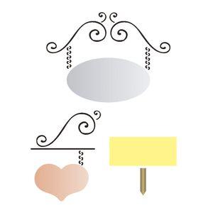 Stencil-Opa-15x20cm-para-Pintura-Simples-OPA510-Placas