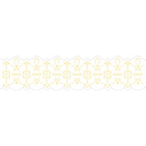 Stencil-Opa-6x30cm-para-Pintura-Simples-OPA2319-Arabesco-Renda-II