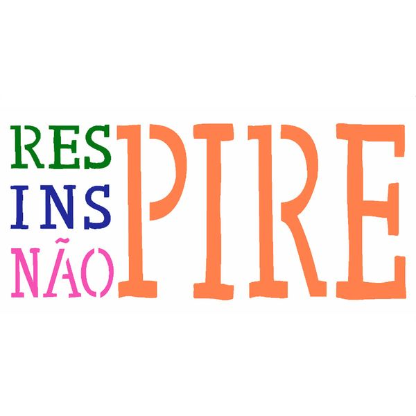 Stencil-Opa-7x15cm-para-Pintura-Simples-OPA2326-Frase-Respirar