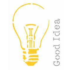 Stencil-Opa-15x20cm-para-Pintura-Simples-OPA2353-Good-Idea