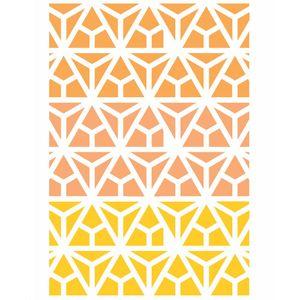 Stencil-Opa-15x20cm-para-Pintura-Simples-OPA2352-Estamparia-Vitral-Triangulo