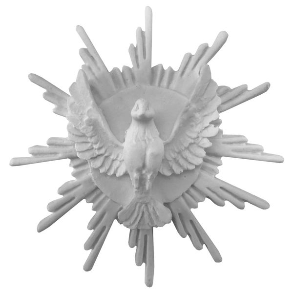 Aplique-Divino-Espirito-Santo-com-Resplendor-95x95x25cm---Resina