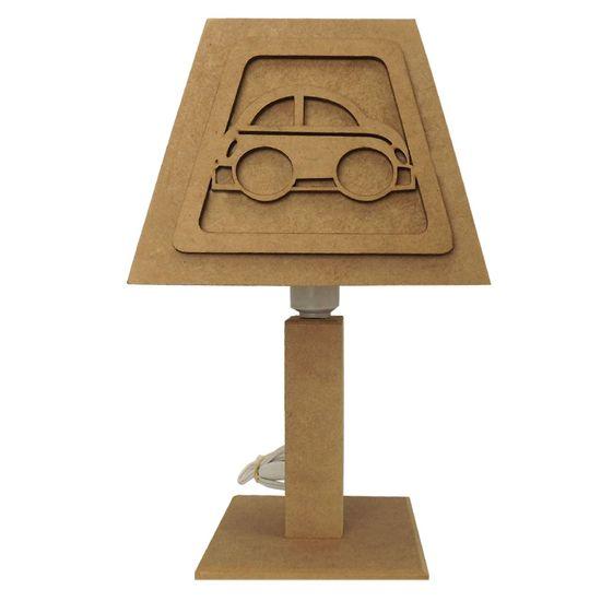 Abajur-Conico-3D-em-MDF-Transportes-18x18x32cm---Palacio-da-Arte