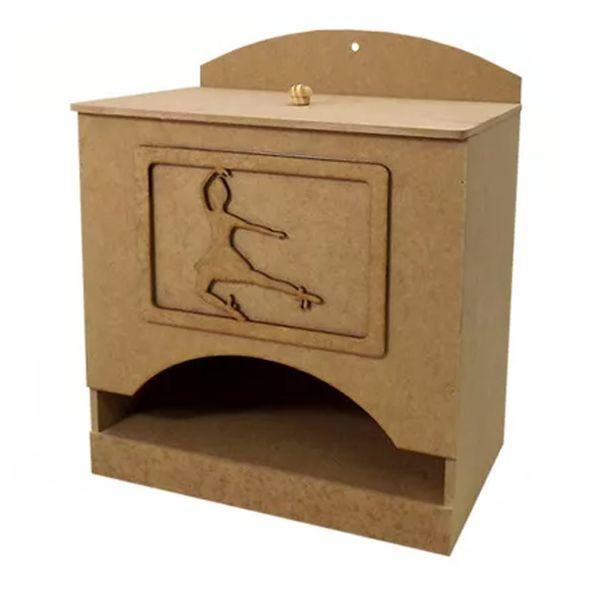 Porta-Fraldas-3D-em-MDF-Bailarinas-245x16x21cm---Palacio-da-Arte