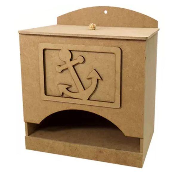 Porta-Fraldas-3D-em-MDF-Marinheiro-245x16x21cm---Palacio-da-Arte