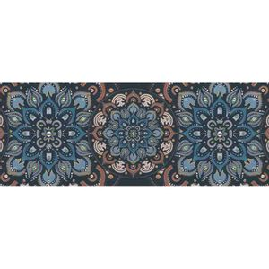 Barra-Adesiva-Decoupage-Litocart-LB-716-44x4cm-Mandala-Floral