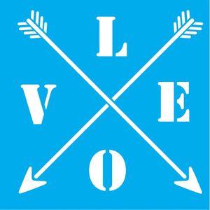 Stencil-Litocart-14x14cm-para-Pintura-Simples-LSP-061-Flechas-Love
