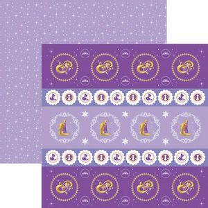 Papel-Scrapbook-Toke-e-Crie-SDFD150-Dupla-Face-305x305cm-Rapunzel-1-Forminhas-e-Toppers