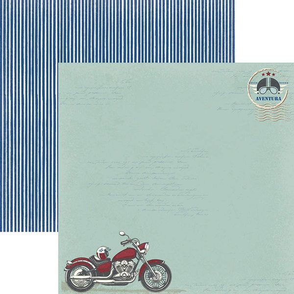 Papel-Scrapbook-Toke-e-Crie-SDF825-Dupla-Face-305x305cm-Ele-Aventura-By-Ivana-Madi