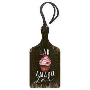 Placa-TAG-MDF-Decorativa-Litoarte-DHT2-027-143x7cm-Lar-Amado-Lar