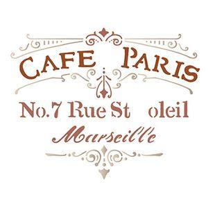 Stencil-Litoarte-21x172cm-Pintura-Simples-STM-598-Selo-Cafe-Paris