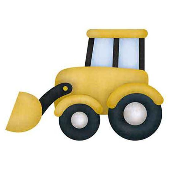 Aplique-Decoupage-Litoarte-APM8-860-em-Papel-e-MDF-8cm-Trator