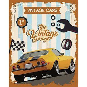 Placa-Decorativa-Litoarte-DHPM-378-24x19cm-Chevette-Vintage-Cars