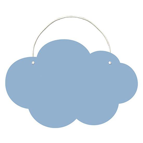 Placa-Decorativa-Lousa-em-MDF-Litoarte-DHLO-010-44x295cm-Nuvem-Azul