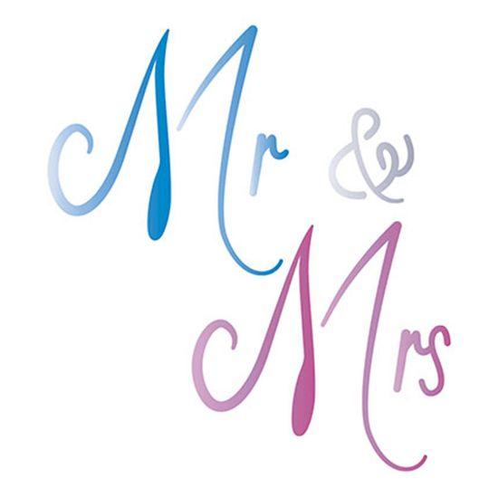 Stencil-Litoarte-10x10cm-Pintura-Simples-ST-X258-Mr---Mrs